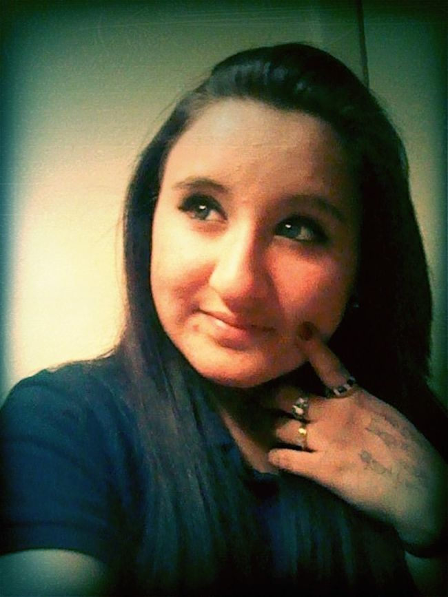 Dark Hair,colored Eyes