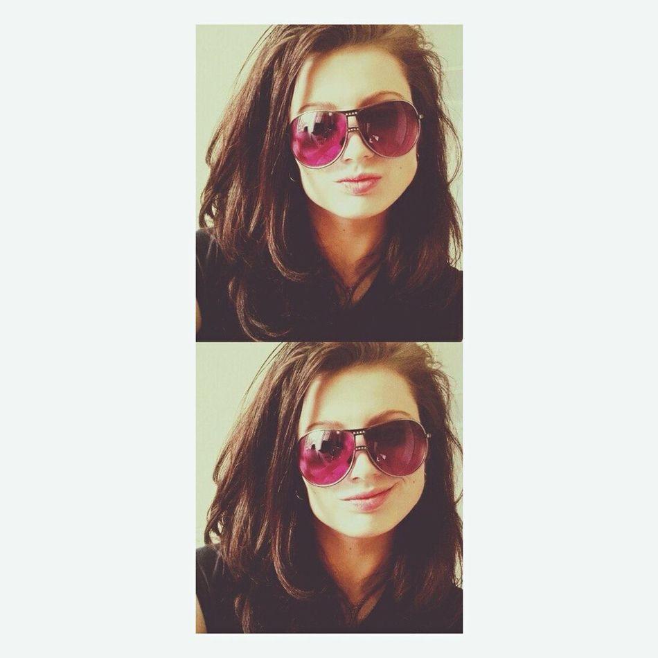 Selfie ✌ That's Me Self Portrait Selfie Girl SZAO Sunglasses Like Selfportrait Hello World