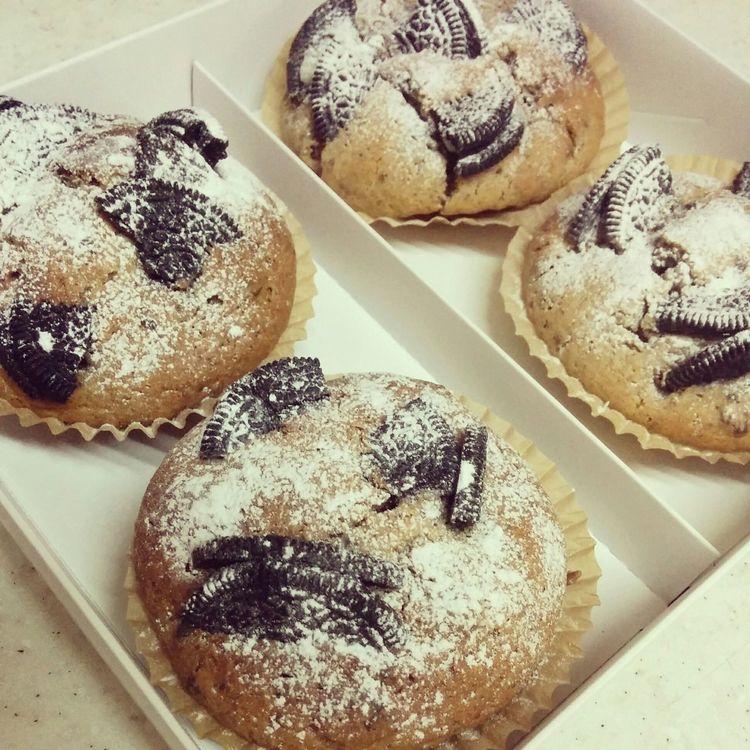 Oreo Oreo Cupcakes   Self Made Homemade