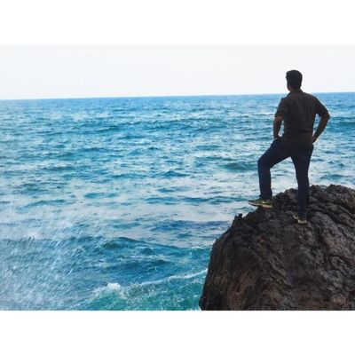 @tagram_app Tagram_app Beach Sand Water Sea Waves Wave Ocean Summer Sun Sunny Seaside Blue Yellow View Nature Instabeach Beautiful Instasummer Beauty Horizon Love Coast Sky Cloud