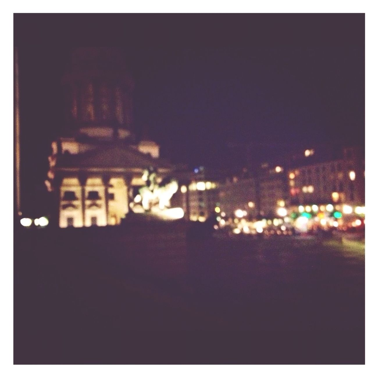 At Gendarmenmarkt