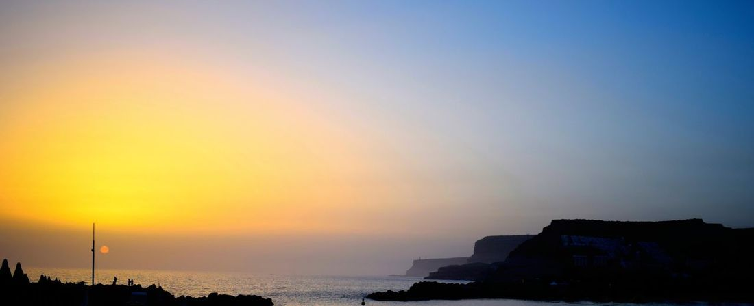 Architecture Beauty In Nature Building Exterior Day Horizon Over Water Nature No People Outdoors Scenics Sea Sky Sunset Tranquil Scene Tranquility Travel Destinations Water