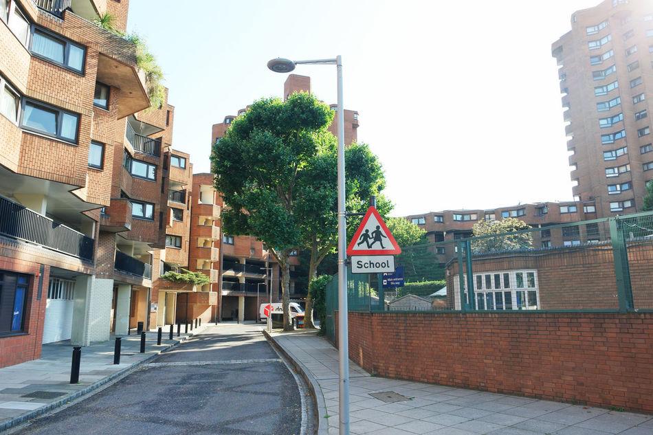 Apartment Chelsea Council Flats Housing Residential Building Social Housing