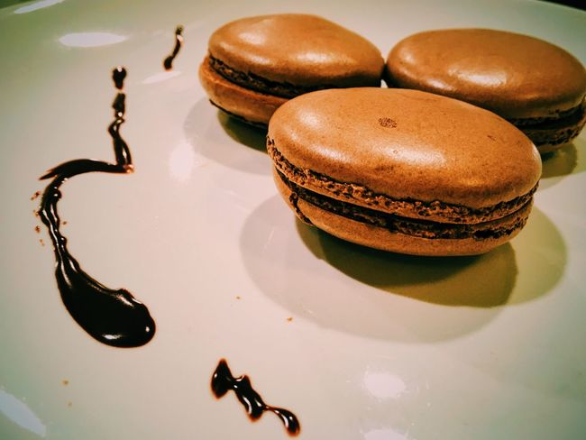 Food Macarons Homemade Dessert New York Hard Yummy Delicious ♡ Baking Time Friends Chocolate Brooklyn Roommates Sweets Lovely Ready-to-eat French Latenight GettingFat Suger Almond Powder