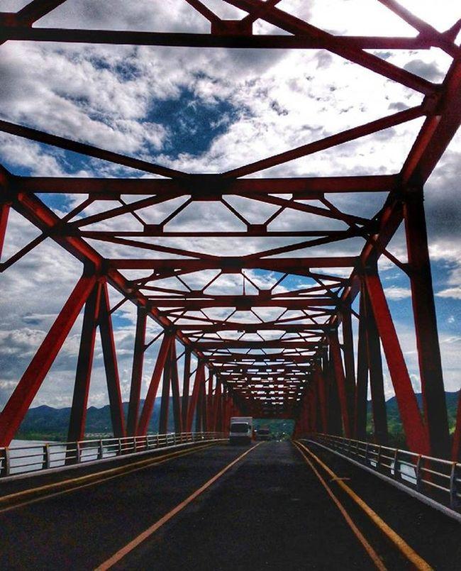 Tacloban  TaclobanCity Bridge Sanjuanicobridge Sky Clouds Roadtrip