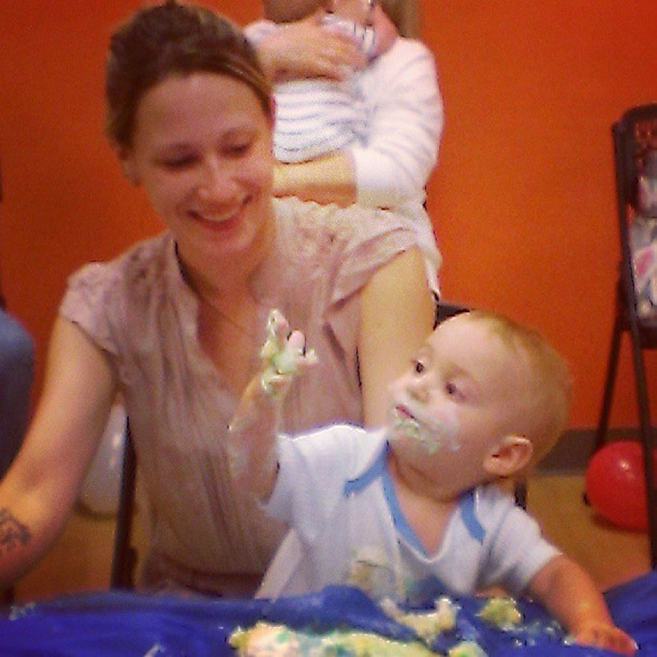 Yaayyy Cake Birthday Boy love @daniellefrank3