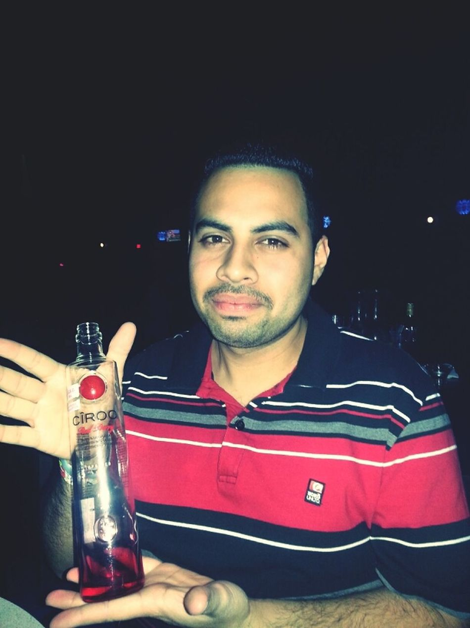 Hanging Out With My Friends; Pouring Up Ciroc. #Ciroc #Club #PDiddy