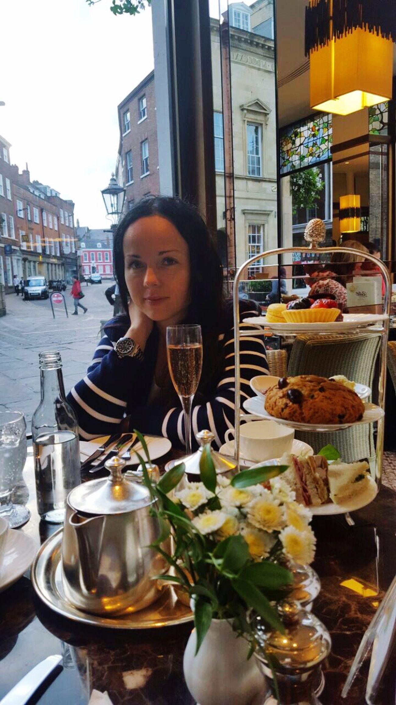 England Yorkshire York Tea Tea Time Cafe Traveling Travel