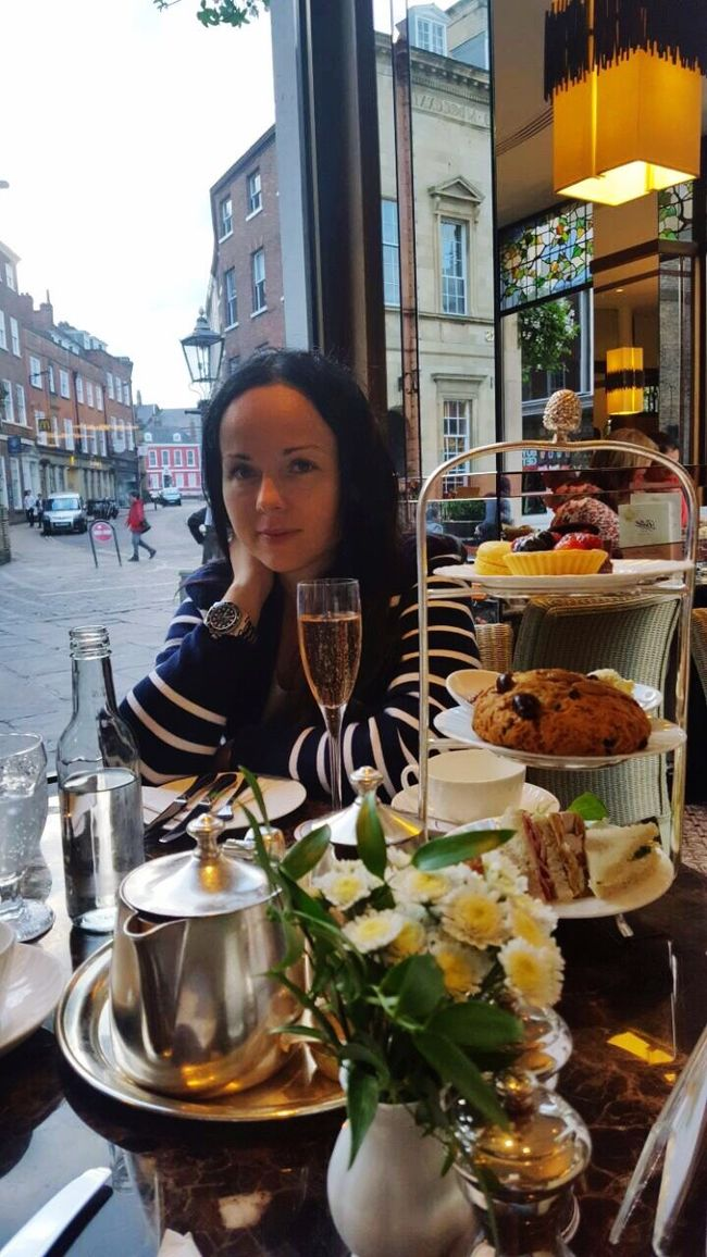 England Yorkshire York Tea Tea Time Cafe Traveling Travel