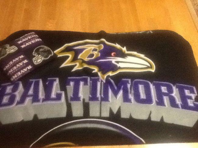 It's all about dem Ravens Ravens Nation