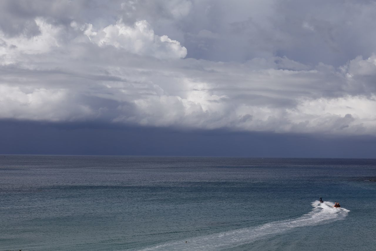 Blue Sea Cloud Nature Photography Ocean View Sky And Clouds Beauty In Nature Blue Sky Cloud - Sky Clouds And Sky Day Horizon Over Water Nature Nature_collection Ocean Ocean Photography Outdoors Scenics Sea Sea And Sky Sea View Seascape Sky Sky_collection Water Waterfront