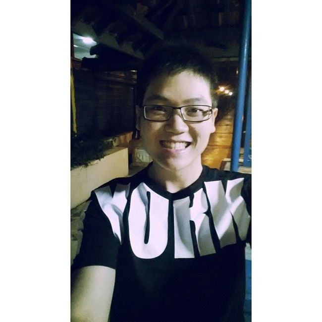 Lol wow not bad ah I know how to take a good selfie! Selfprase Buayhiaobai LOL