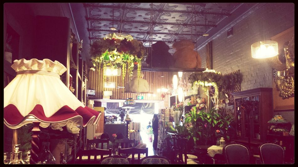 what a cutesy, cozy and homey cafe situated in lidcombe. oh and it's a flower shop as well! Coffee Cafe Break