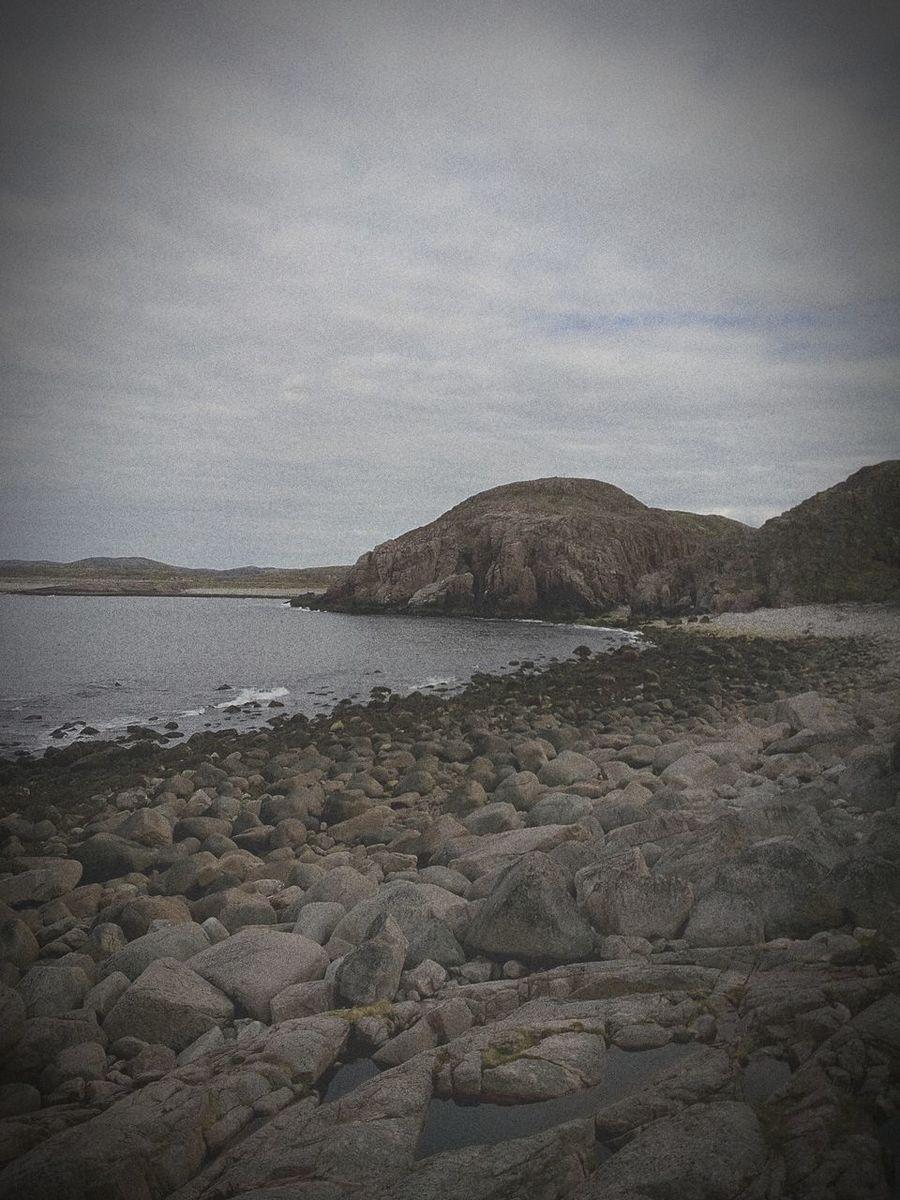 Северный Ледовитый океан в Териберке