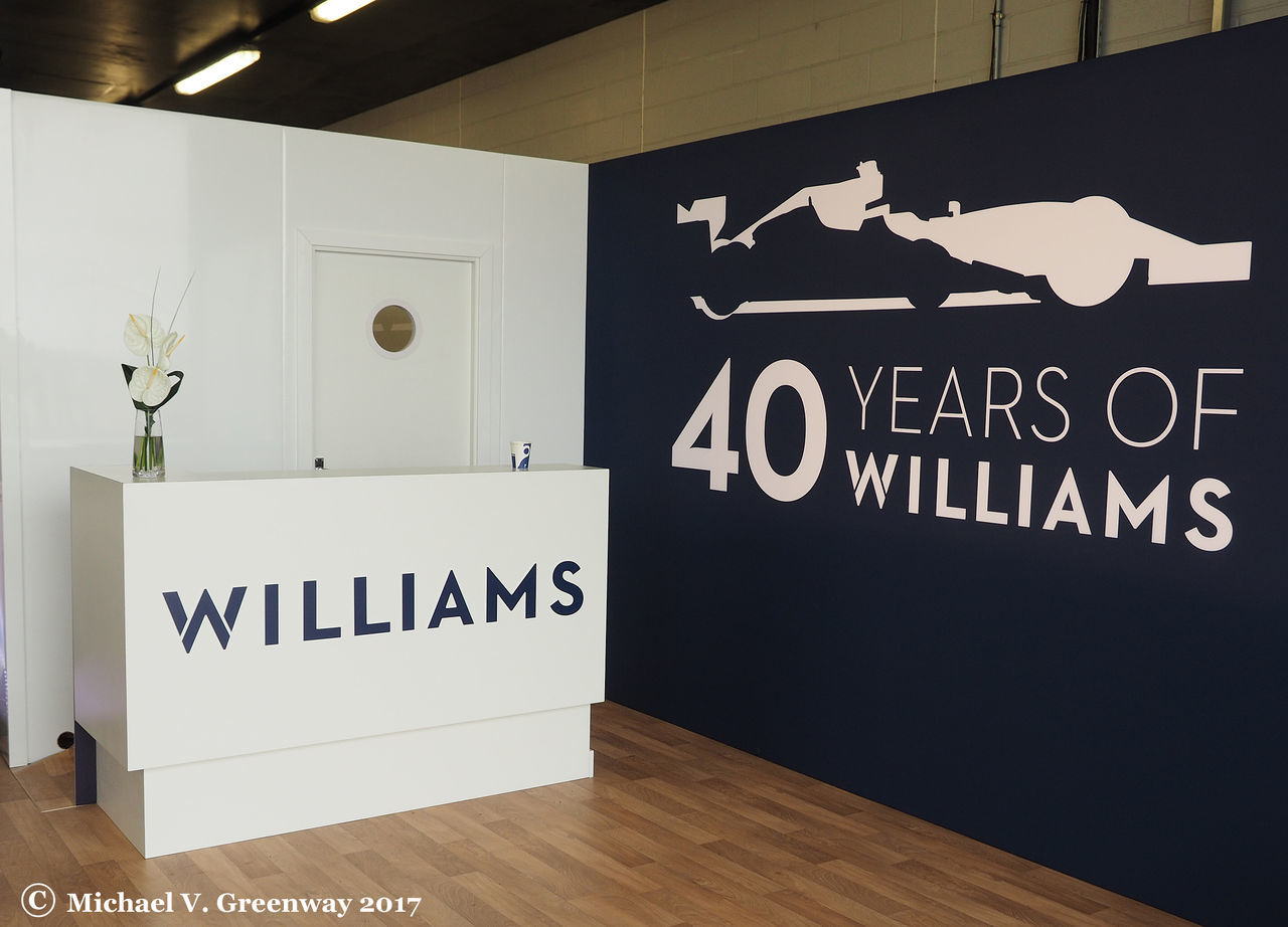 Williams 40th Celebrations - Formula 1 Autosport Formula 1 Motor Racing Motor Racing Livery Motorsport Motorsport Advertising Motorsportphotography Motorsportsf1 Olympus Olympus Cameras Race Cars Racing Car Racing Colours Racing Heritage Silverstone Silverstone Circuit Willams 40th Celebrations Williams