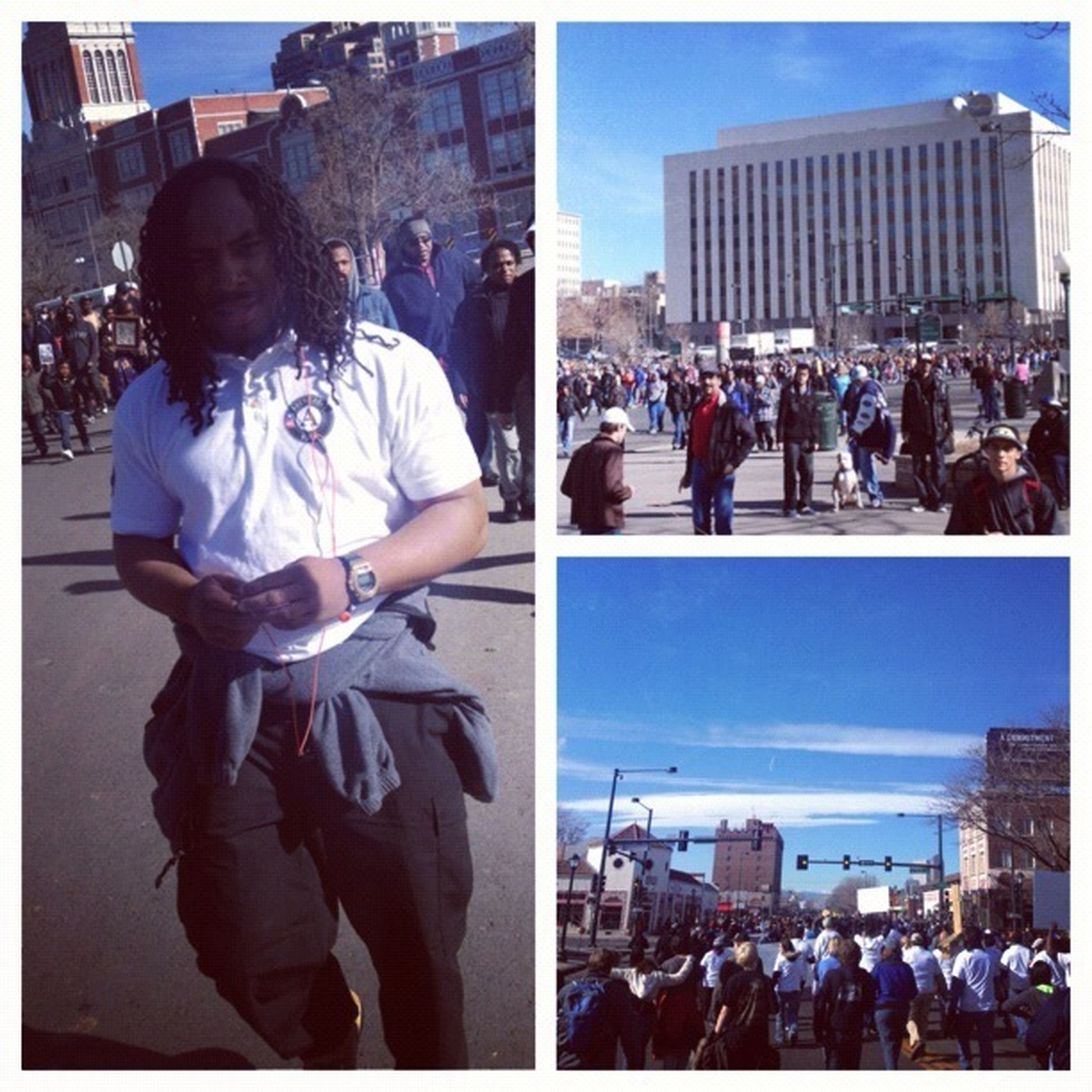 Showing Love For MLK Nd Obama!!!!