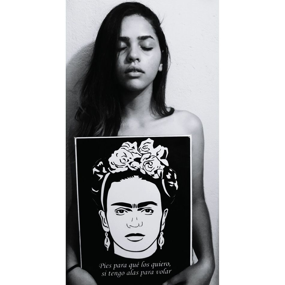 Frida Kahlo First Eyeem Photo