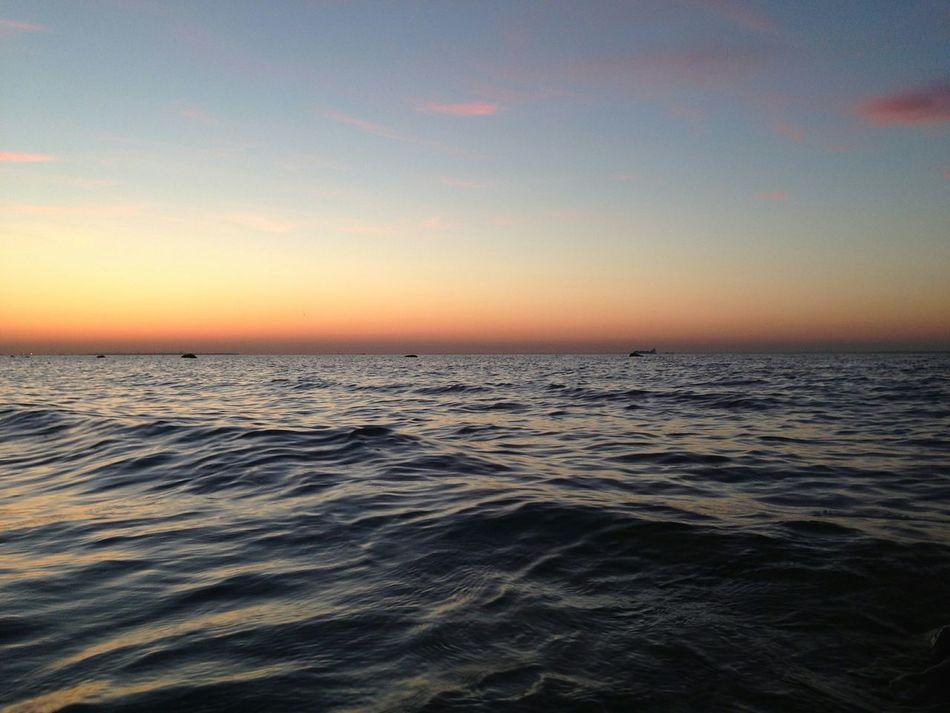Sea Baltic Sea Open Edit Russia Night