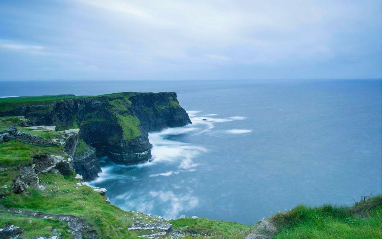 Beautiful stock photos of ireland, Beauty In Nature, Cloud - Sky, Day, Horizon Over Water