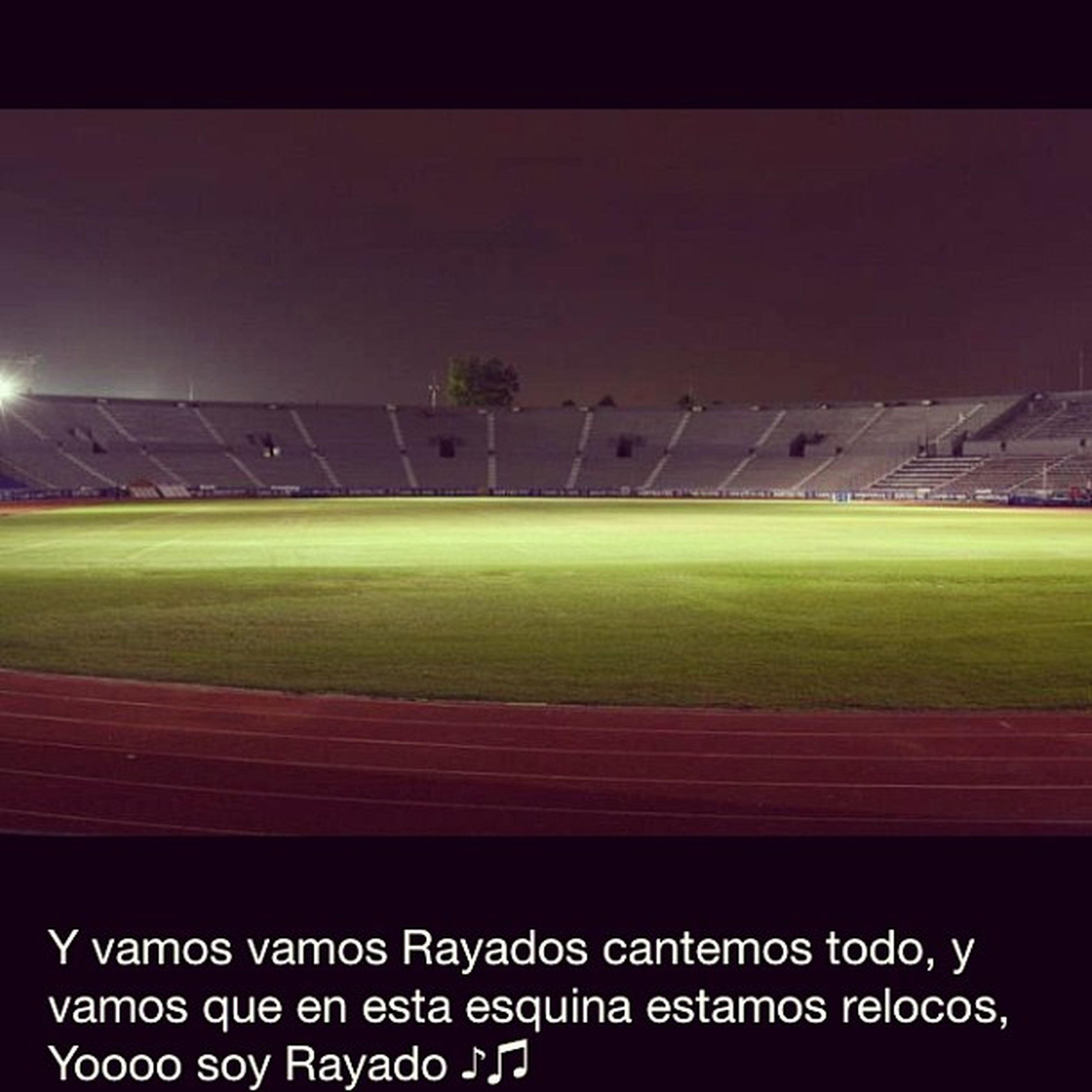 Vamosrayados Laadiccion Mtyladrondemicerebro Mty monterrey mexico nuevoleon fútbol soccer stadium estadio tecnológico pasión locura sentimiento amor cfm love rayadosvssanluis próximo sábado ganamos esta cancha linda enero