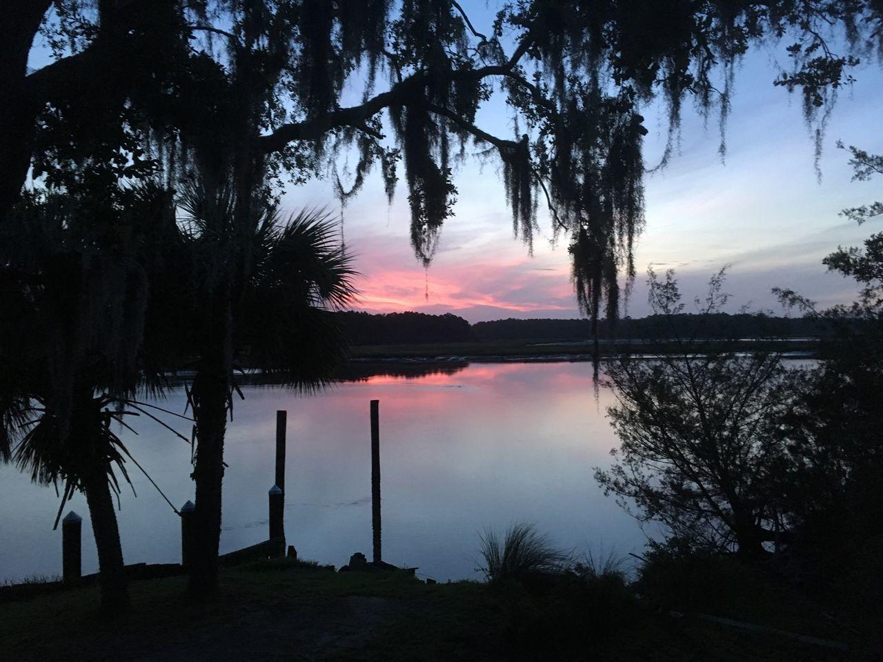 Last Georgia Sunrise