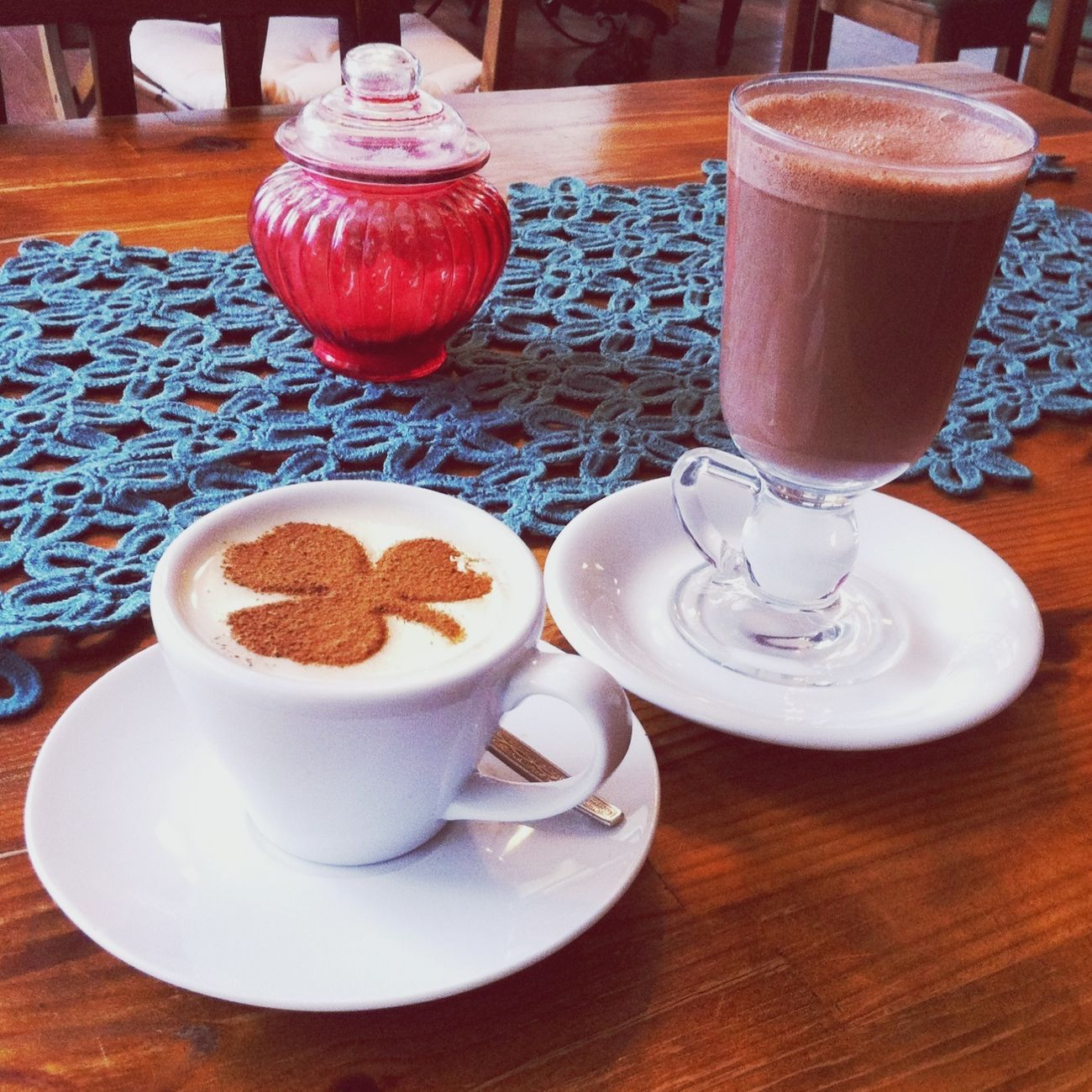 Love Hotchocolate Salep Cafe
