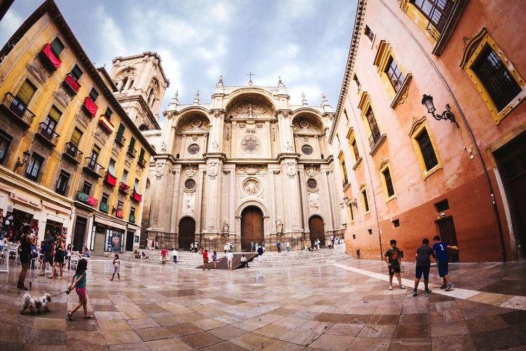 EEA3 - Granada EyeEm Global Meetup Cathedral The Traveler - 2015 EyeEm Awards Getting Inspired Open Edit