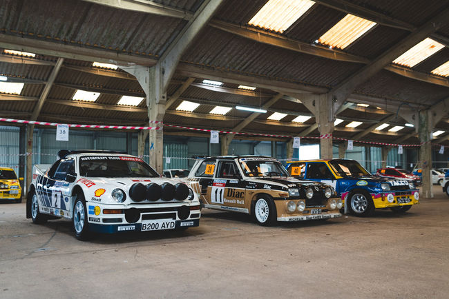 Historic Rallying at Stoneleigh Park Car Show Classic Classic Car Day Ford Historic Racing Historic Rally Race Race Driver Rally Rally Car Rs200 Need For Speed