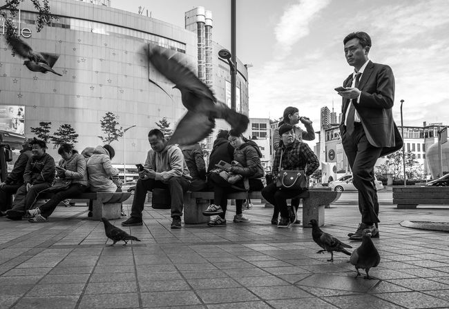 South Korea Seoul Capturing Movement The Traveler - 2015 EyeEm Awards The Fashionist - 2015 EyeEm Awards Streets Of Seoul Before Mers People With Smartphones My Smartphone Life The Portraitist - 2015 EyeEm Awards
