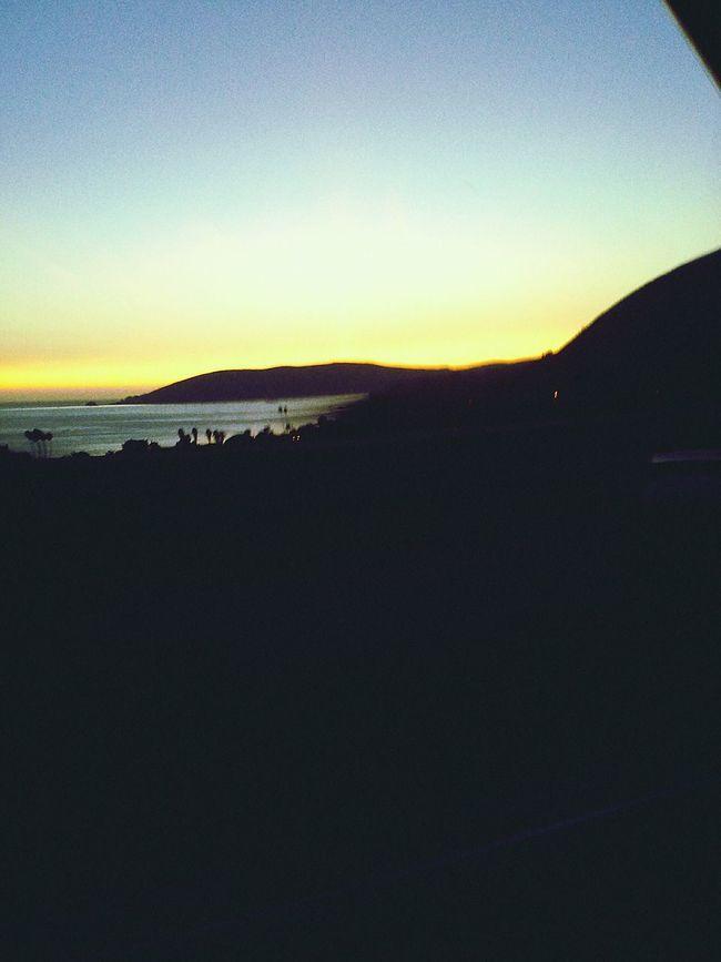 Sunset flash Sunset Streak Of Light Horizon Over Yonder Beyond The Border Shadow And Light