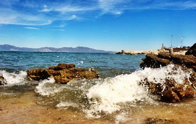 otro dia de playa?? hahaha porque no total ya......buenos y soleados dias!!! 25 Days Of Summer Taking Photos Water_collection EyeEm Best Shots-Everything Wet
