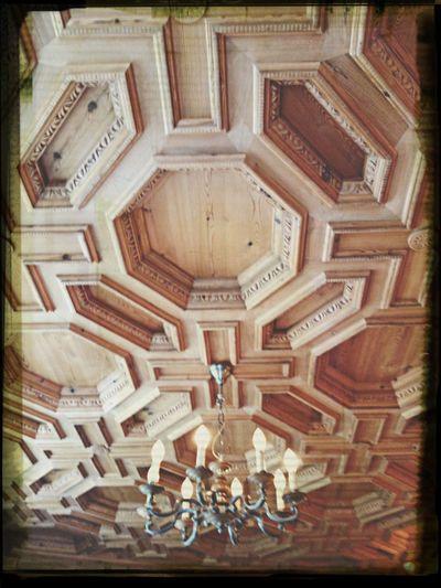 Cassettoni Marlengo Wood Soffitto