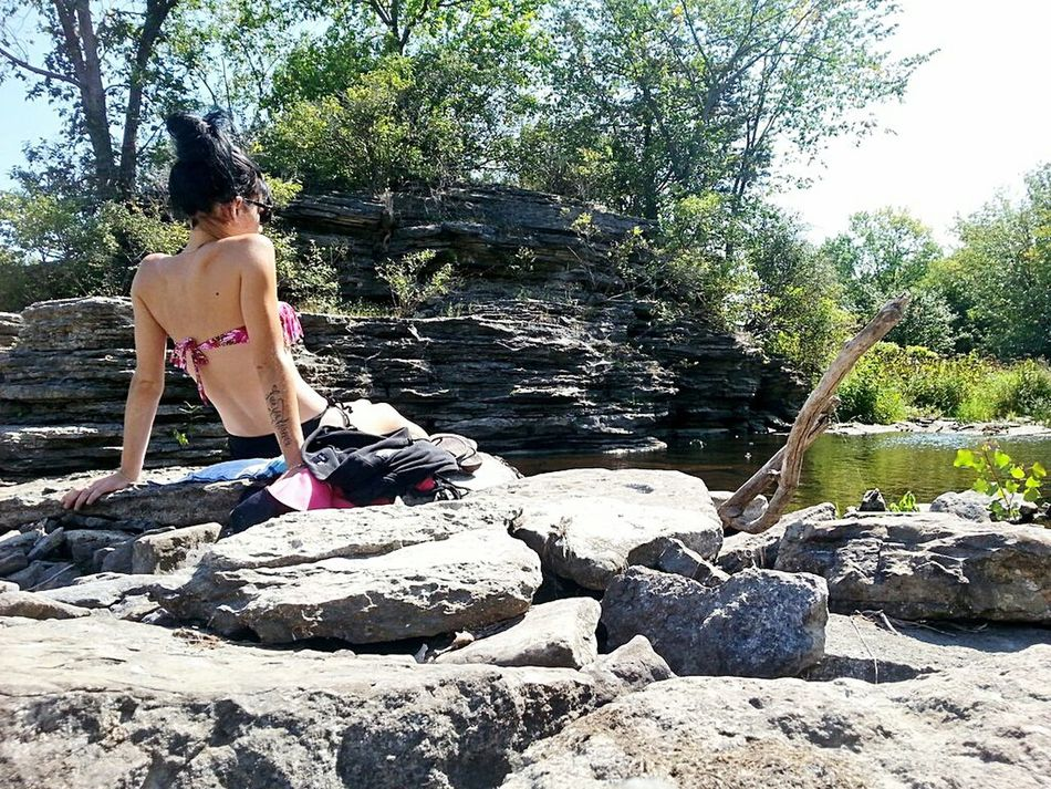 My day 💖 Taking Photos Relaxing Hanging Out NatureIsBeautiful Ontario Enjoying Life Grotto