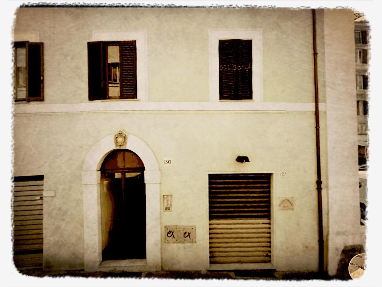 building exterior, architecture, built structure, arch, door, window, outdoors, doorway, no people, day, city