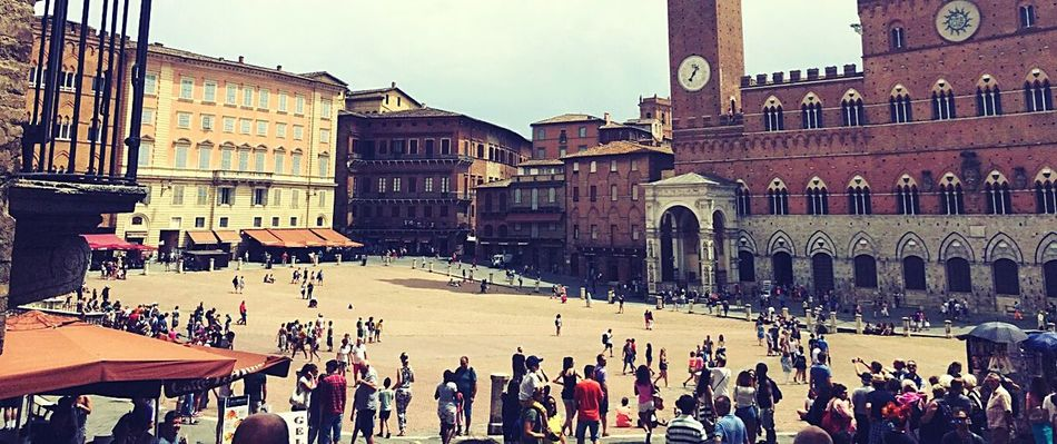 Italy life Piazza Del Campo Outdoors Architecture Travel Tourism City Siena Toscana Love Traveling