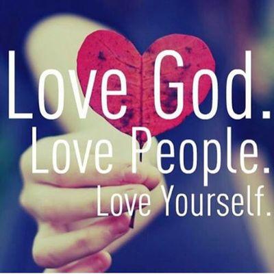 Love God Repost
