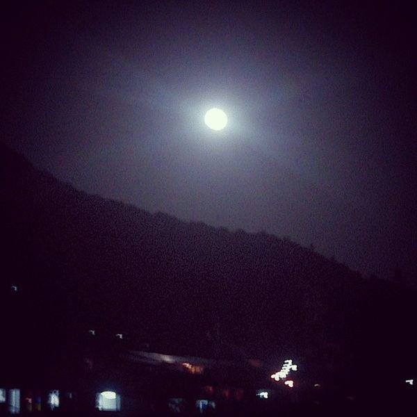 Extraordinary  Moon Moonlight Dilijan armenia