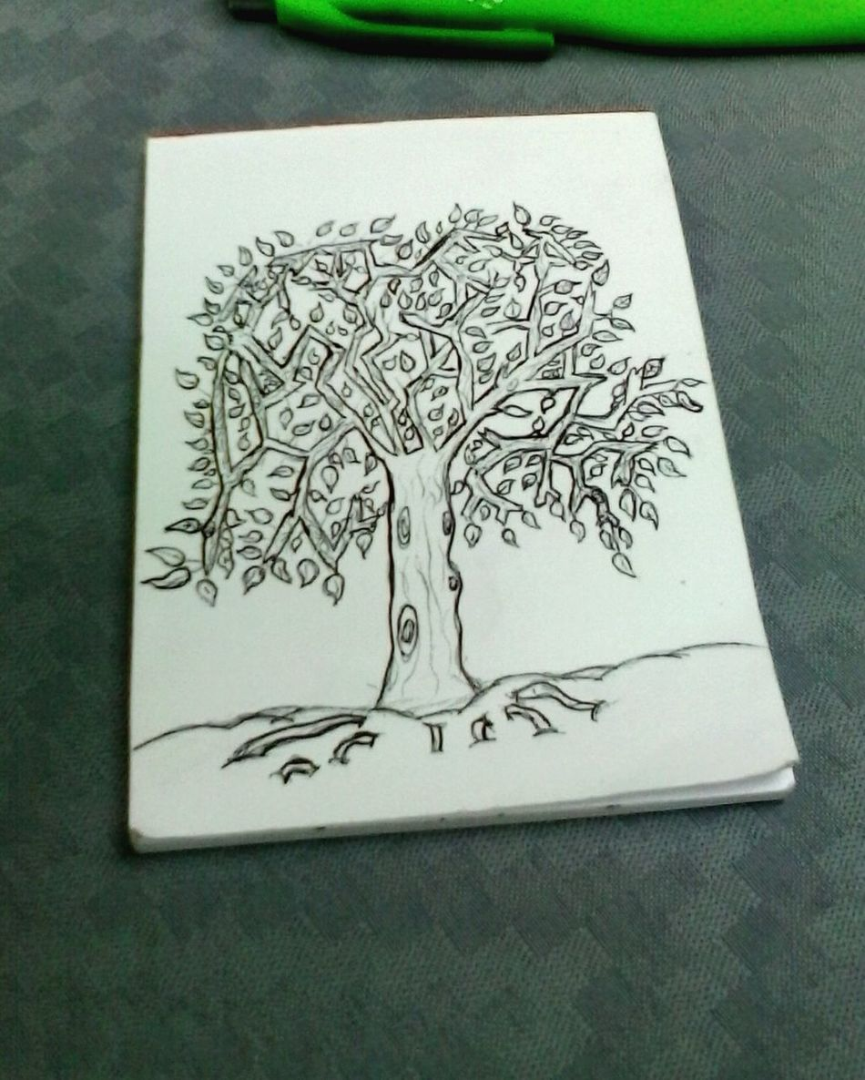 Drawing Take A Break Nature_collection Trhee