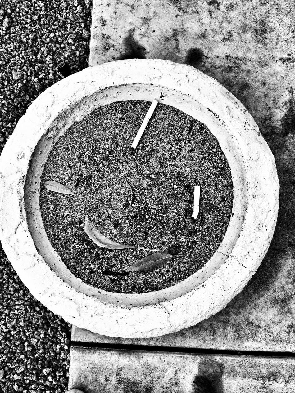 Ashtray Ashtray  Cigarette  High Angle View Day Outdoors Close-up No People Popular Photos EyeEm Best Shots EyeEm Gallery Alleyezonmayphotography Check This Out Phoenix, AZ