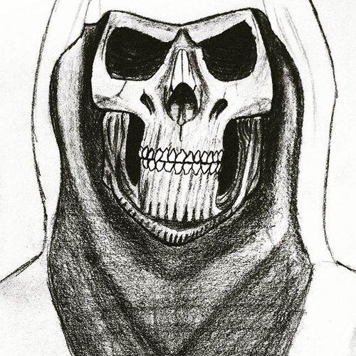 Blackandwhite 骷髅💀