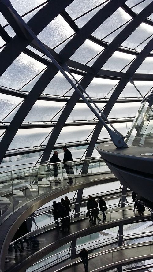 Travel Architecture Close-up Architecture Berlin Germany🇩🇪 ReichstagBuilding TBT  People And Places People Photography Talkingpeople Stairs To Heaven