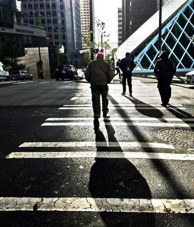 Architecture Walking Street City Seattle, Washington Streetphotography Streetphoto_bw Street Photo SeattleLife