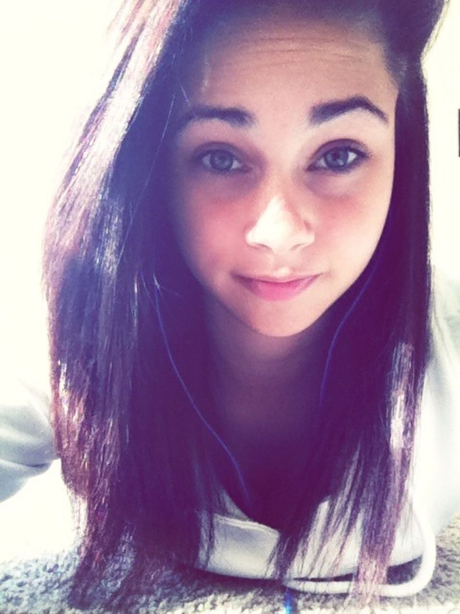 Straight hair hello !