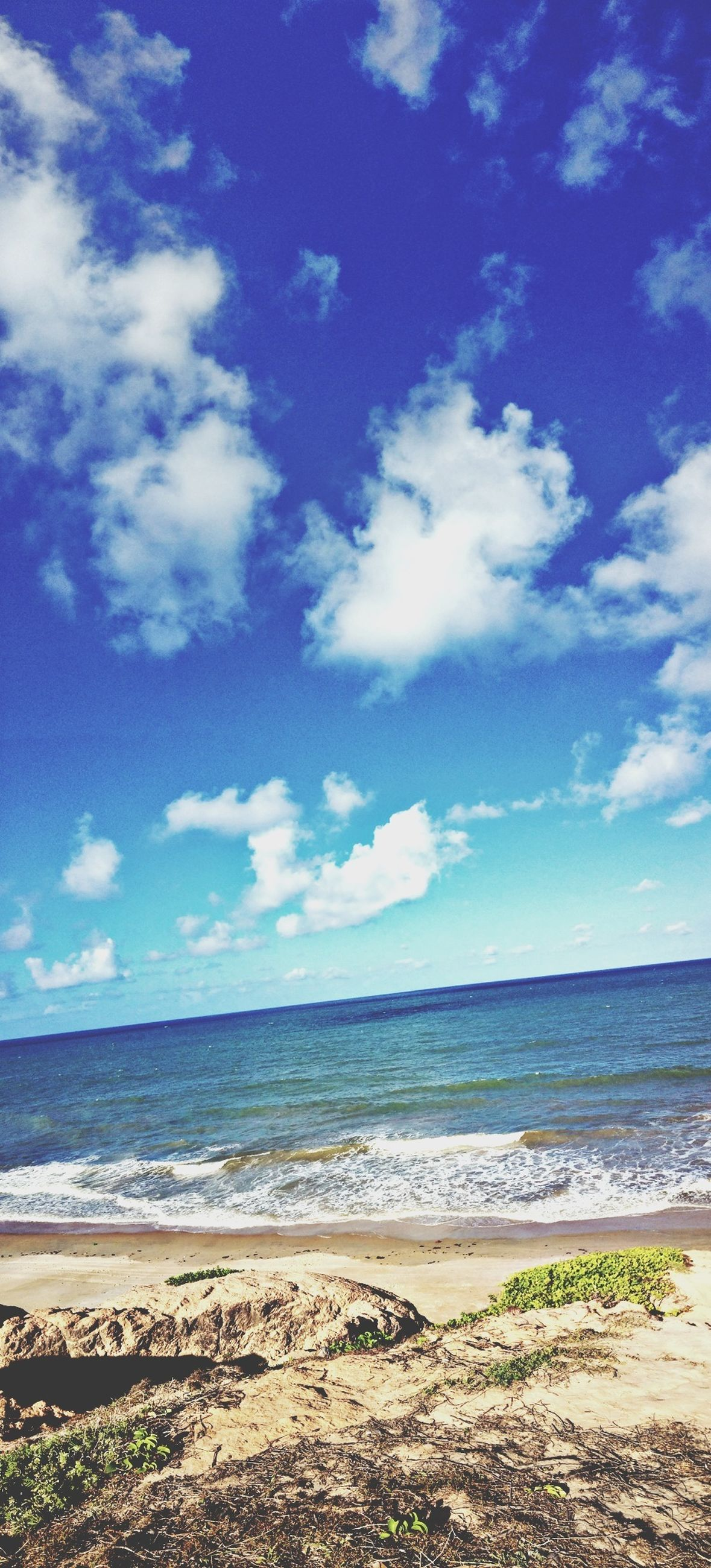 beach, sea, sand, sky, shore, water, tranquil scene, tranquility, scenics, horizon over water, beauty in nature, nature, cloud - sky, coastline, cloud, blue, idyllic, outdoors, day, remote