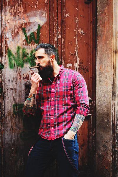 Tattoomodels Beardlife Beardedguy That's Me Men Tattooed Tattoo Gentleman  Beardporn Beardstyle Man With Tattoo Denim Beardedlifestyle ManWithTattoos Tattooedmen Beardgang Rockabilly Italianbeard Gentlemen Beard Bearded Tattoos ThatsMe Body & Fitness Beardman