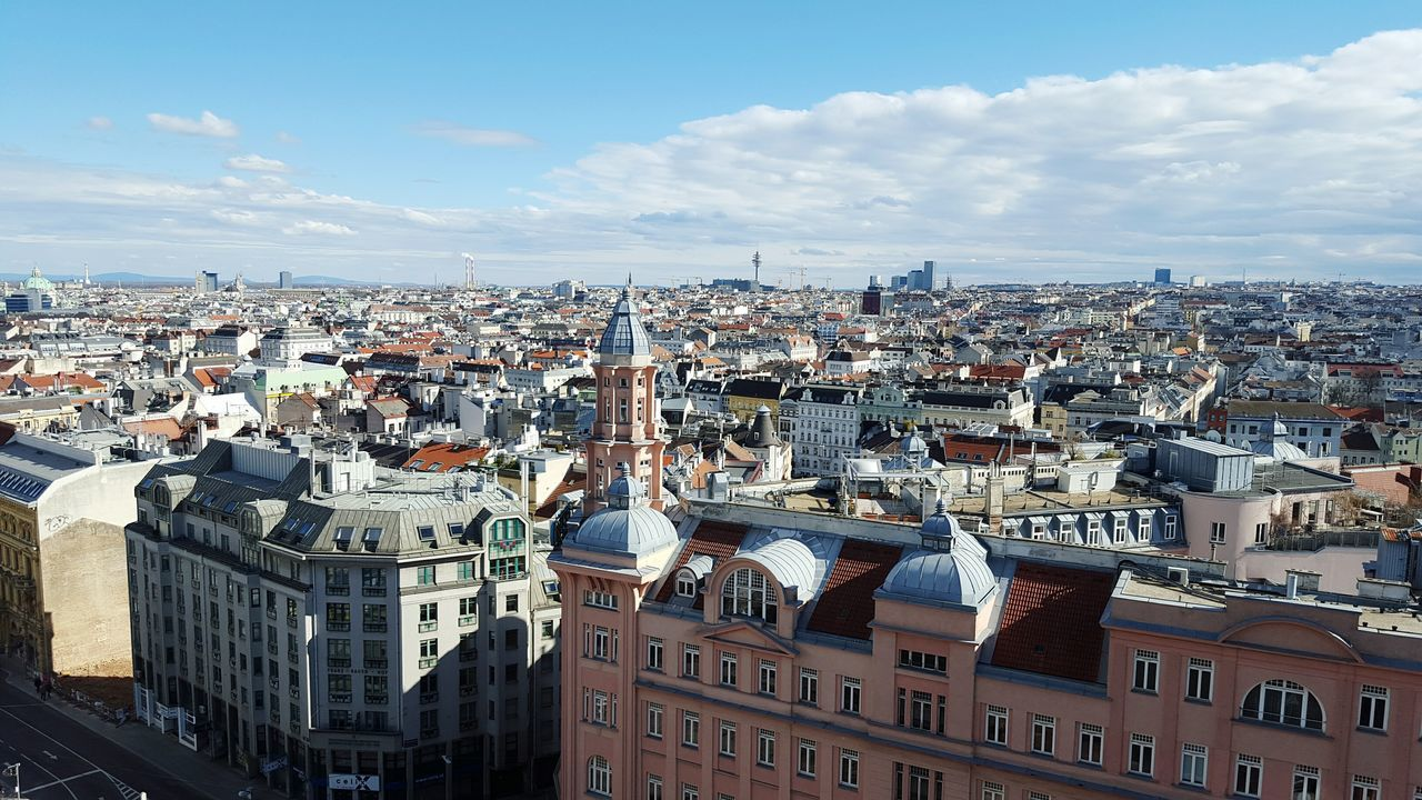 Beautiful stock photos of vienna, sky, architecture, city, cityscape