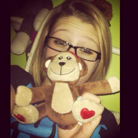 Me & My Monkey