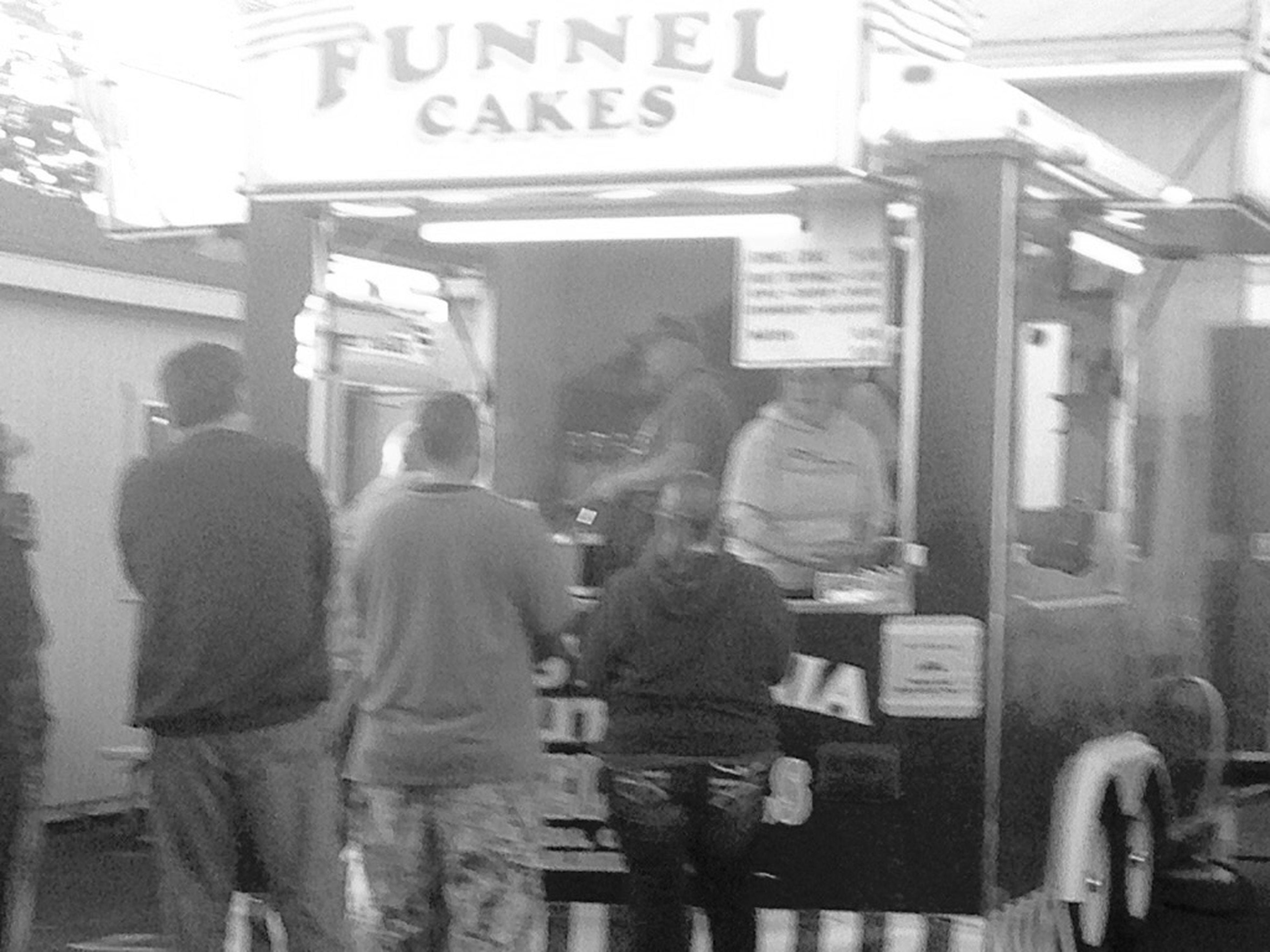 Fair Taking Photos Fairground Attraction