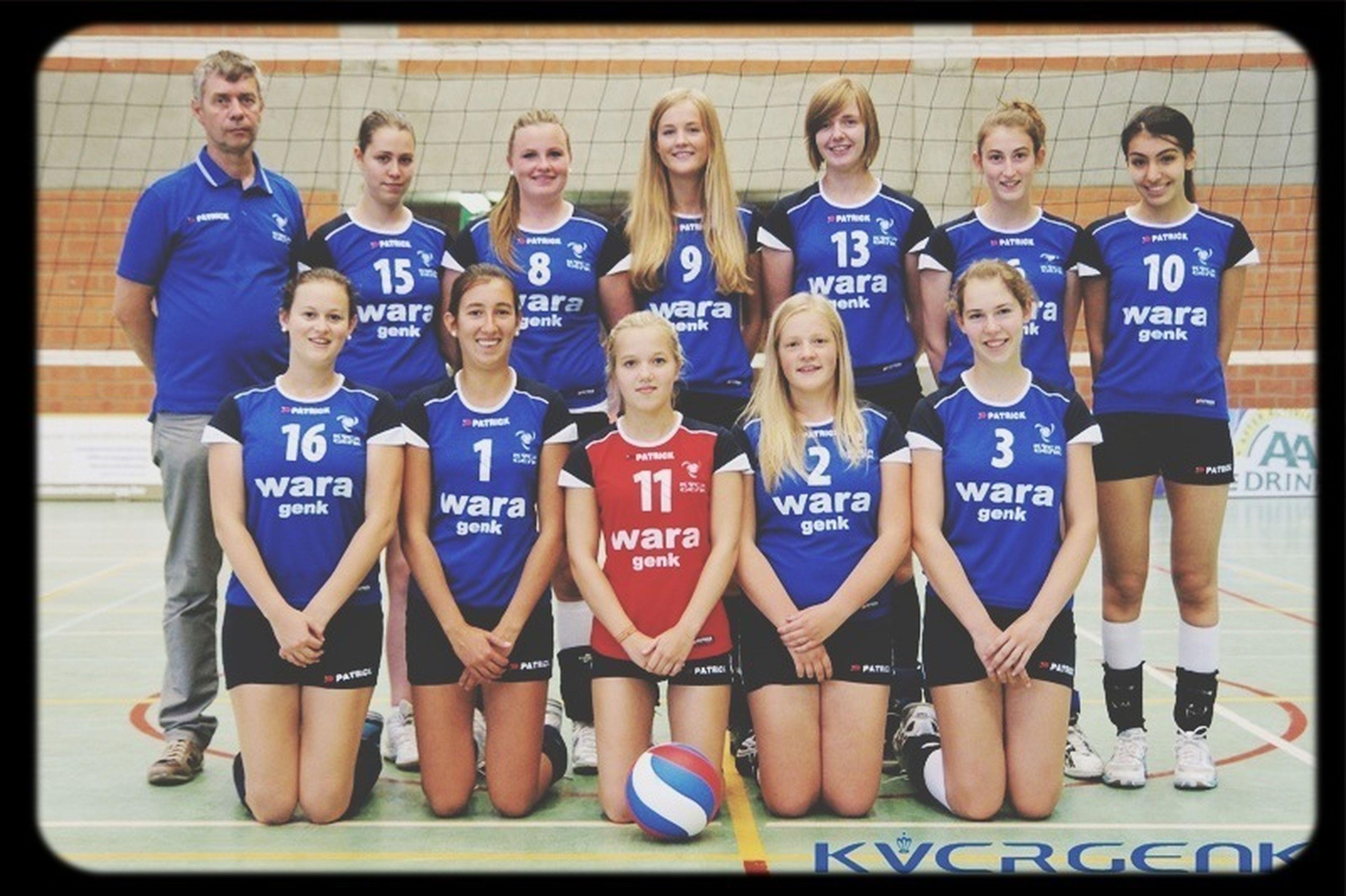 best volleyteam ever !!