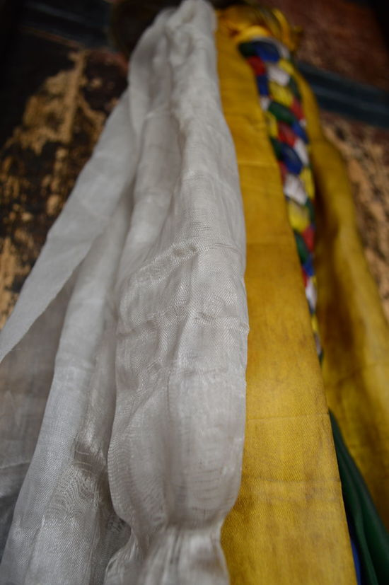Details. Buddhist temple photography. Bridal Shop Buddhist Temple Close-up Closeup Closeupshot Clothing Day Details Details Of My Life Faith Himalaya Indoors  Lightandcolors Material Multicolour Mystic No People Religion Spiritual Temple Textile Tibetan Buddhist Temple Tibetan Culture